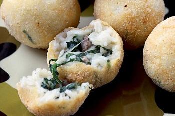 Как приготовить аранчини из цесарки - классический итальянский рецепт