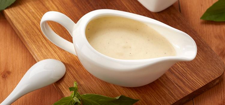 Классический рецепт соуса бешамель - готовим по итальянским традициям