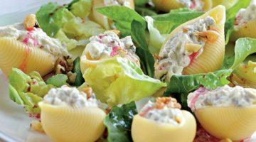 Конкильони - рецепты приготовления итальянского блюда