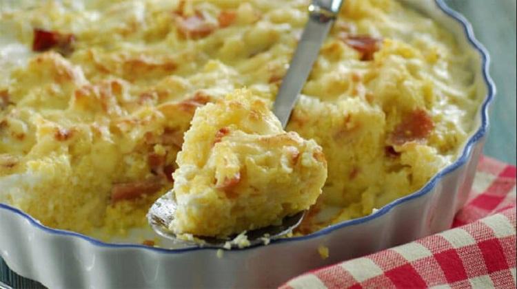 Полента с тыквой - рецепт приготовления итальянского блюда