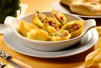 Правила выбора качественных продуктов - итальянские конкильони