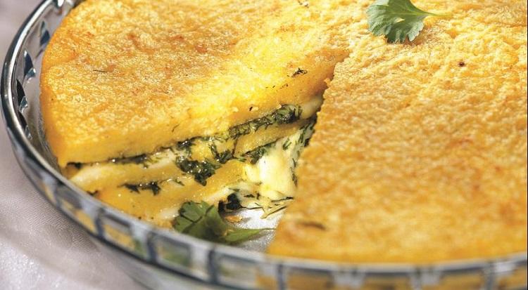 Рецепт приготовления итальянской поленты с сыром - пошаговая инструкция