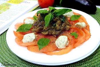 Рецепт приготовления карпаччо из помидоров - несколько советов