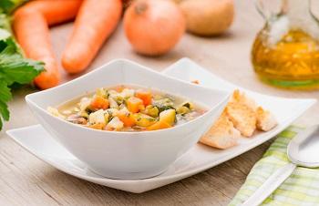 Секреты приготовления классического итальянского супа минестроне