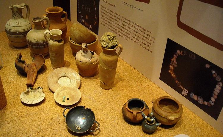 Археологический музей в городе Кальяри - описание достопримечательности