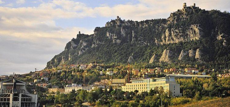 Гора Монте-Титано в Сан-Марино - описание достопримечательности города