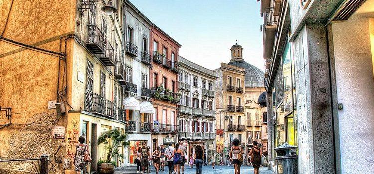 Город Кальяри на острове Сардиния - описание достопримечательностей