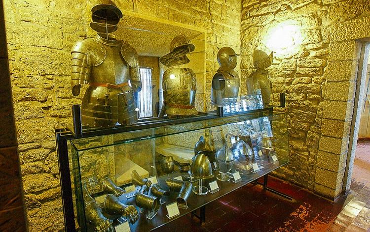 Музей оружия в башне Честа в Сан-Марино - несколько интересных фактов о создании