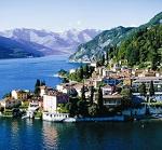Озеро Комо в Милане - описание красивейших мест Италии