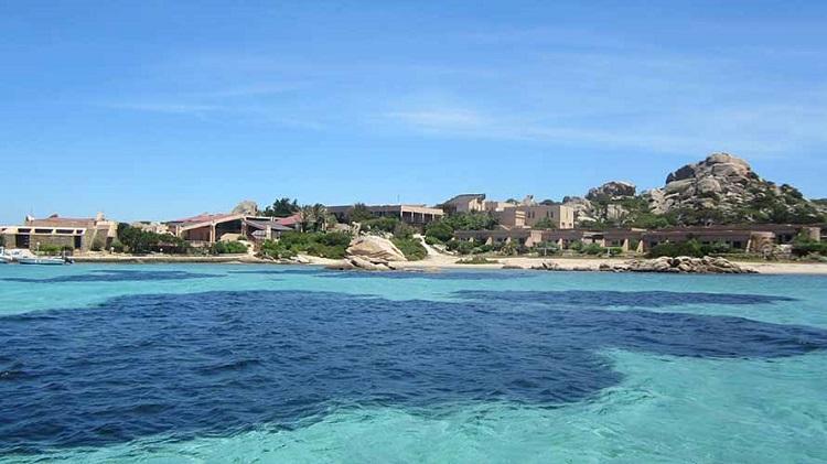 Санто-Стефано - один из главных курортов острова Сардиния