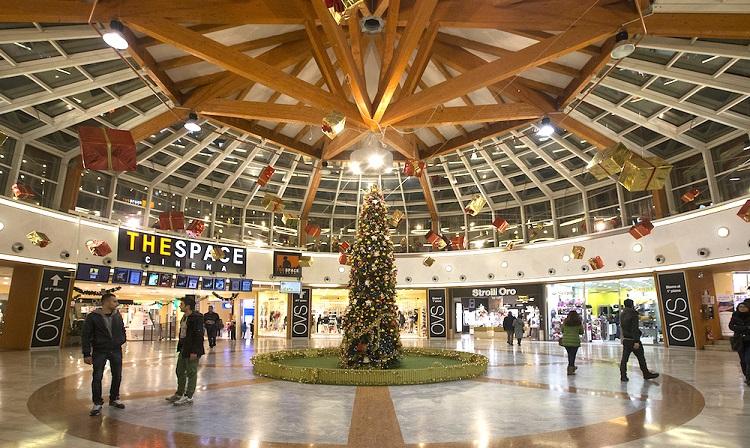 Торговый центр La Corte del Sole в Кальяри